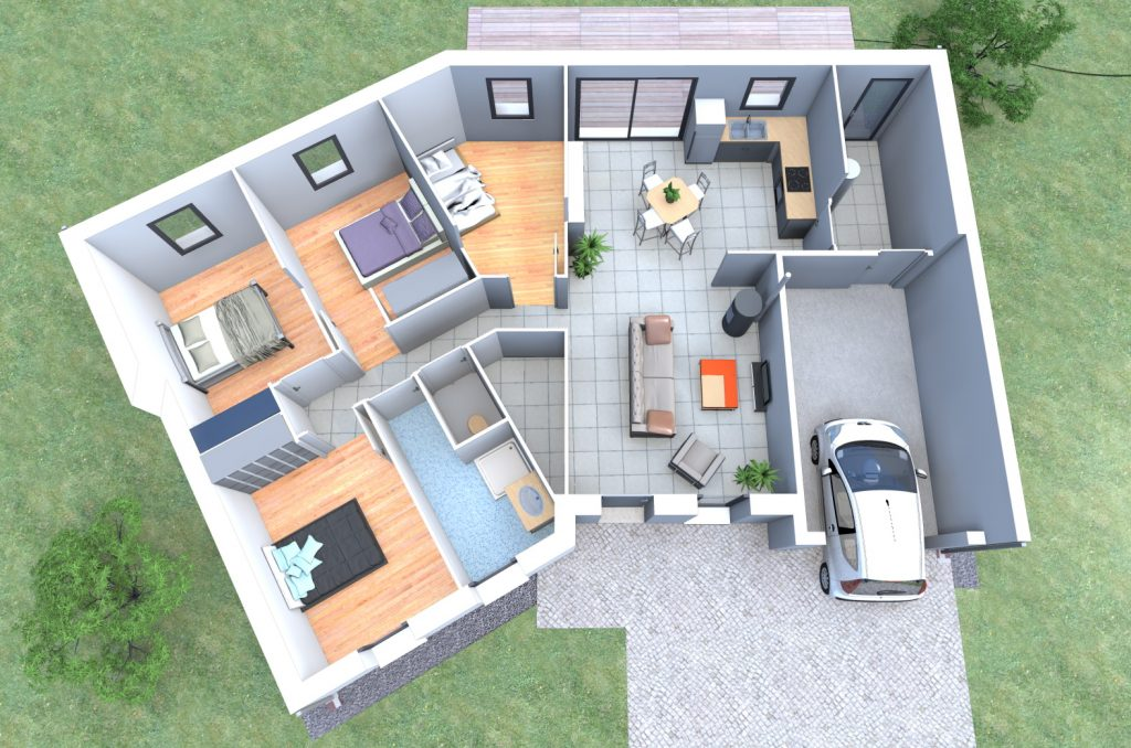 Logiciel Plan De Maison 3d Creation Placecalledgrace Com Id Es
