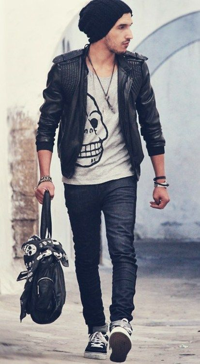 Love The Rock And Roll Vibe Of This Look Hipster Pinterest