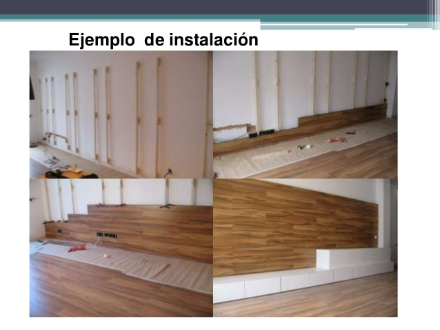 Maderas Para Paredes Interiores Good Paneles De Madera With