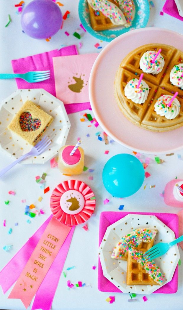 Magical Unicorn Breakfast The Sweet Lulu Blog Unicornio