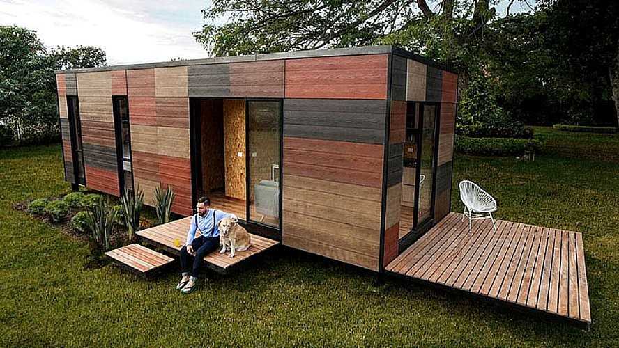 Maison A Monter Soi Meme Vimob Tiny House Kit 5 1 Choosewell Co