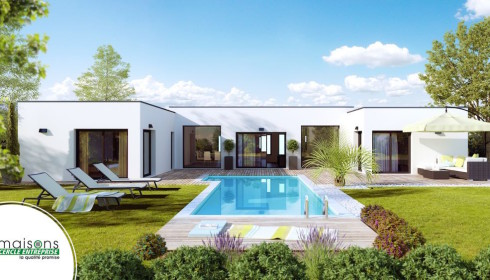 Maison Contemporaine Mod Les Et Plans Cercle Enteprise