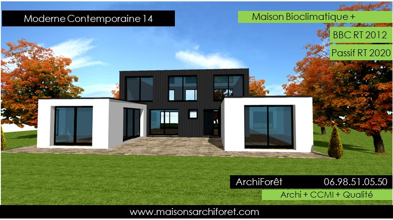 Maison Contemporaine Moderne Et Design D Architecte