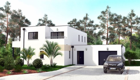 Maison D Architecte Plans Et Mod
