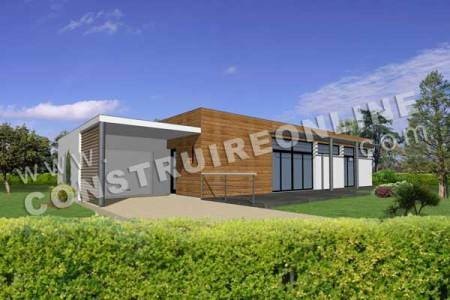 Maison En Bois Americaine Construction Cottage A L Am