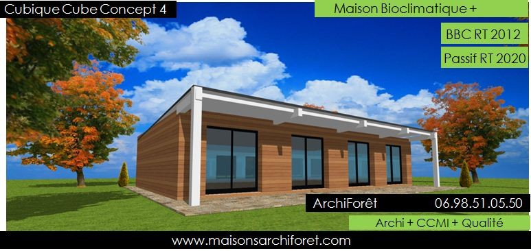 Maison En Bois Toit Plat Cubique Pinterest A1group Co