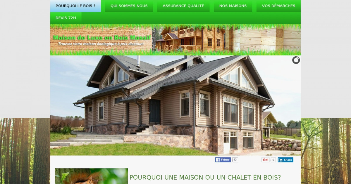 Maison Grand Chien Assis Vinny Oleo Vegetal Info