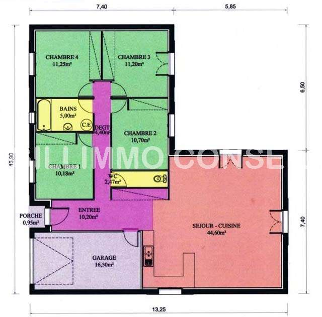 Maison Moderne 110m2 Plan De Newsindo Co Belles Id Es 33483