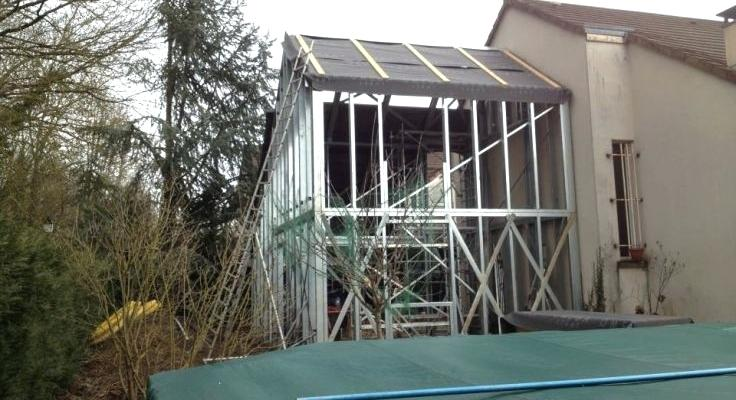 Maison Structure Metallique Guadeloupe Construction A