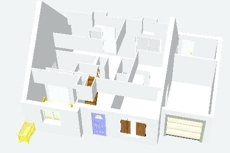 Maison Sweet Home 3d Modele 0 Exemple De Plan En Newsindo Co