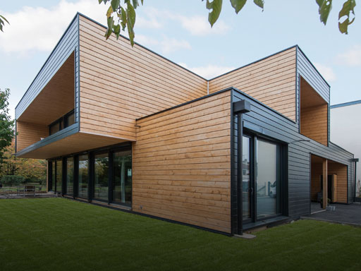 Maisons En Bois Massif Design Contemporain Ou Traditionnel