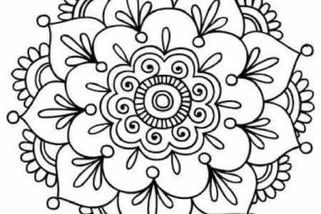 Mandalas Faciles Great Dibujar Paso A With Mru09fac5f A1group Co