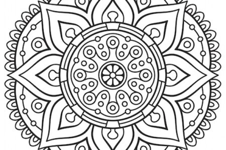 Mandalas Faciles Great Dibujar Paso A With Mru09fac5f Ipsita Co