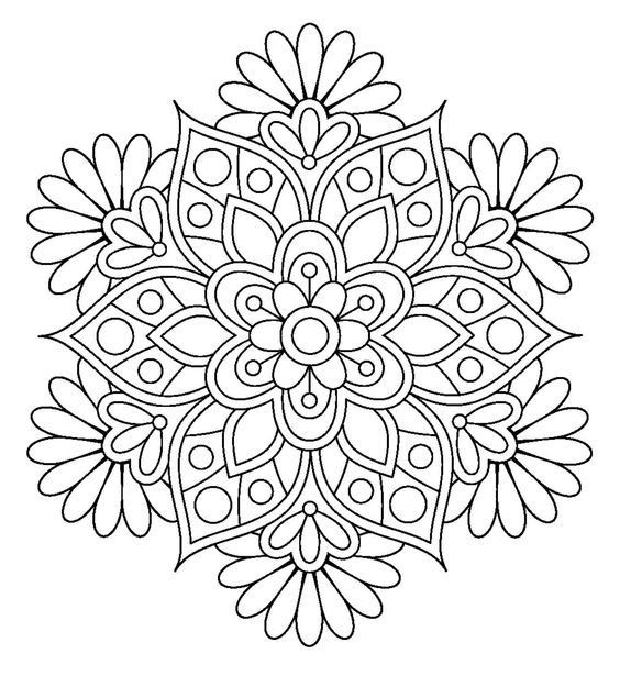 Mandalas Faciles Ipsita Co