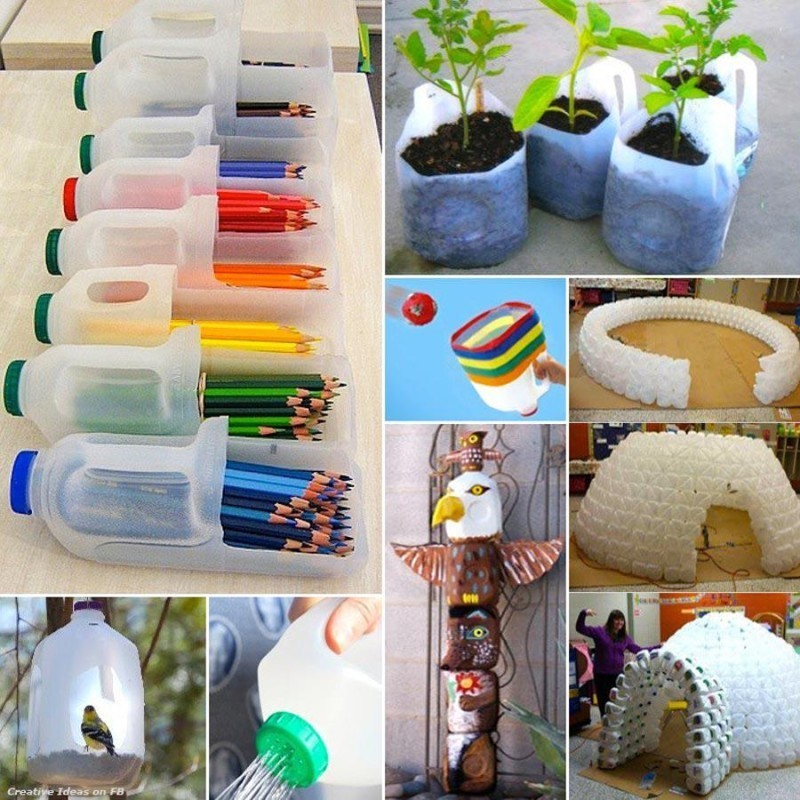 Manualidades Con Botellas De Plastico 25 Ideas A1group Co