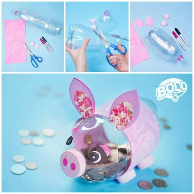 Manualidades Con Botellas De Plastico 25 Ideas Bricoman