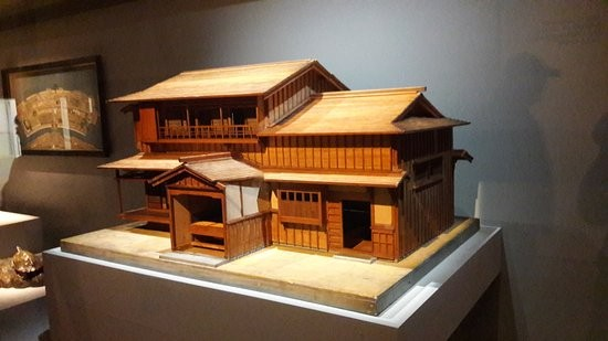 Maquette D Une Maison Japonaise De Classe Distingu E Photo A1group Co