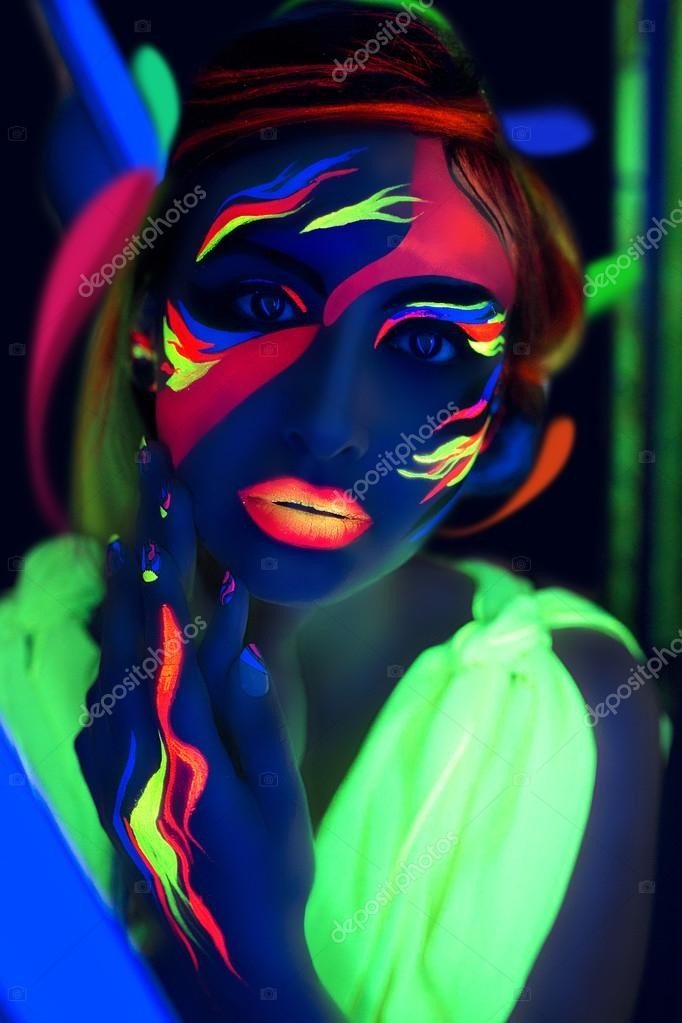 Maquillaje Neon A1group Co