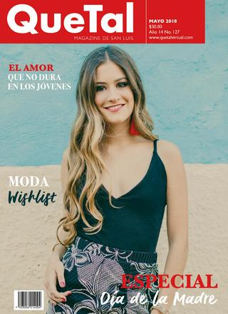 Mayo 2018 By Que Tal Magazine Issuu