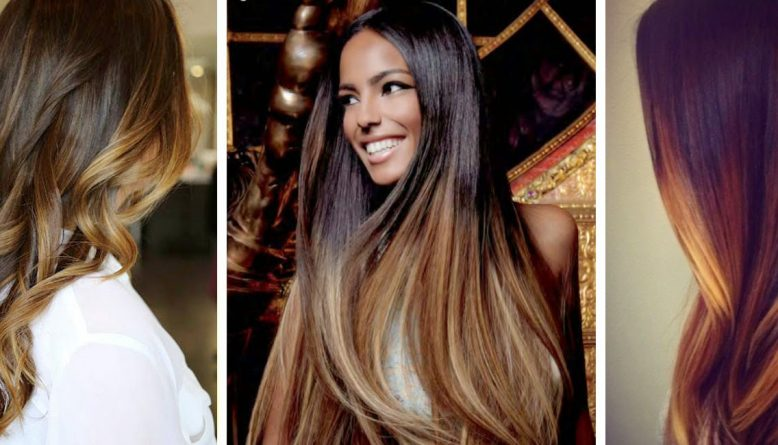 Mechas Californianas 250 Tendencias 2018 Para Todo Tipo De