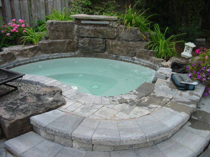 Mejores 11 Im Genes De Hot Tub En Pinterest Ideas Para El Patio