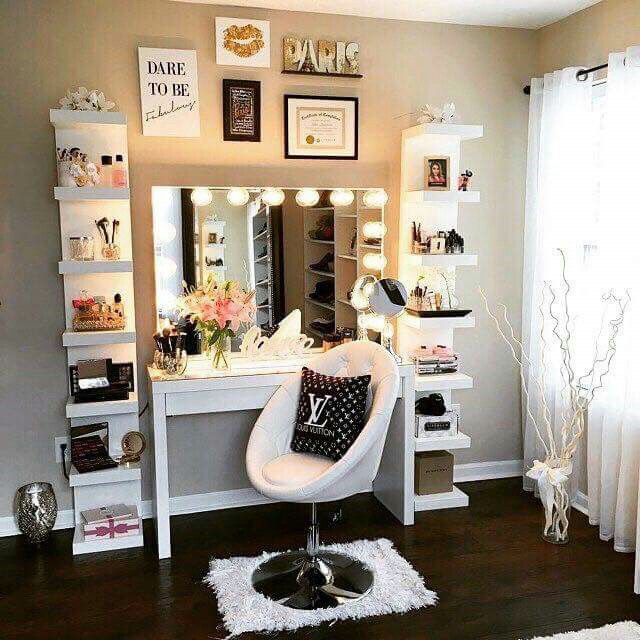 Mesa De Maquillaje House Ideas En 2018 Pinterest