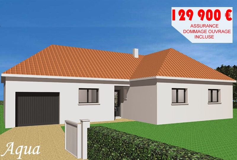 Modele De Construction Maison Prix 1 CONSTRUCTION PLAIN PIED DIEPPE