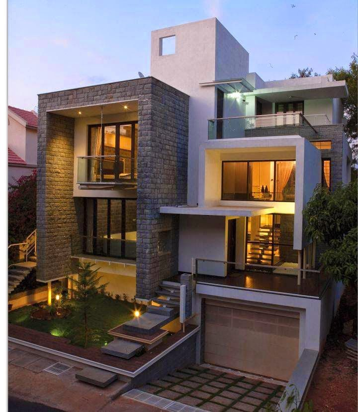 Modern And Stylish Exterior Design Ideas Designs