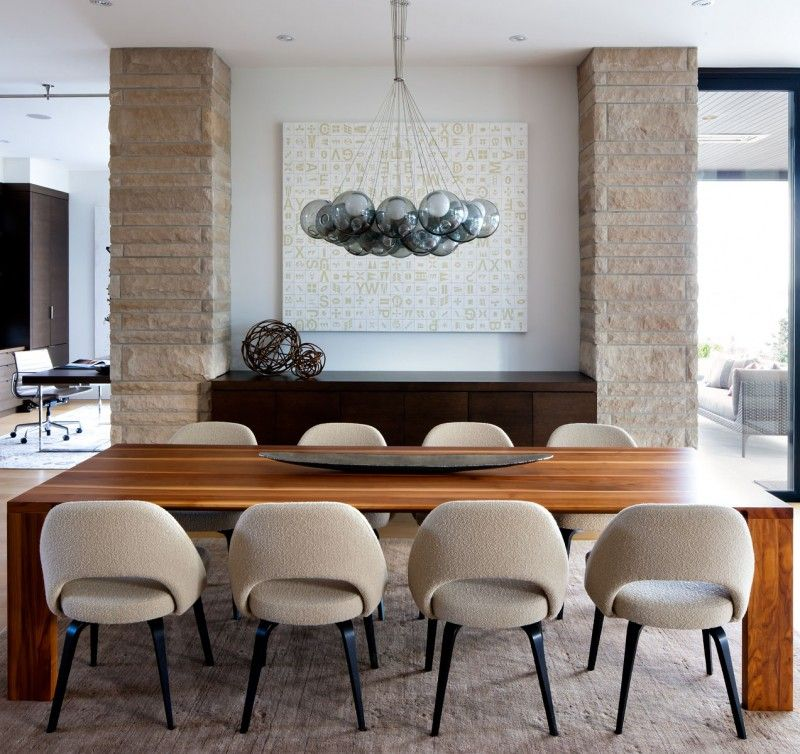 Modern Comfortable Dining Room Table Ideas Google Search