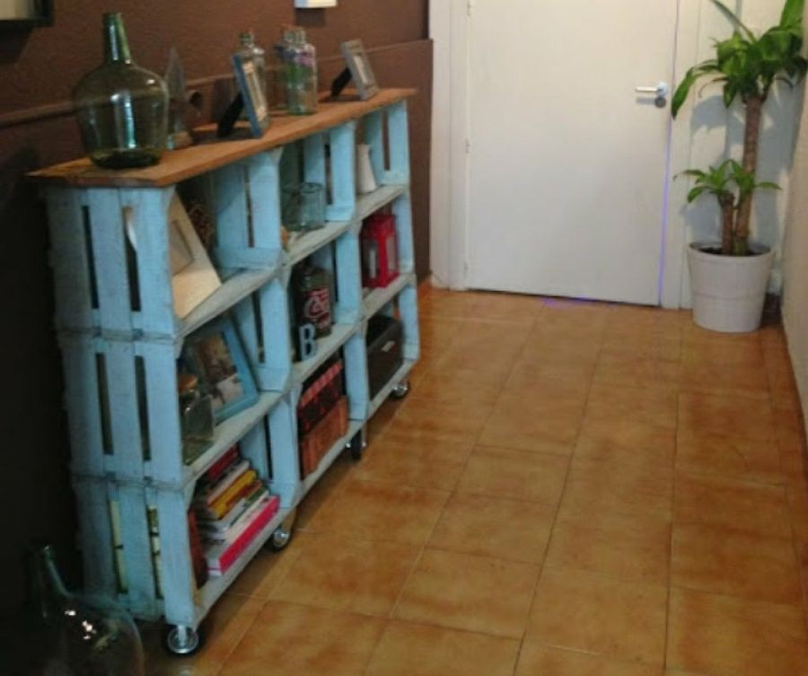 Muebles Con Cajas De Madera C Mo Hacer Forma F Cil V A1group Co