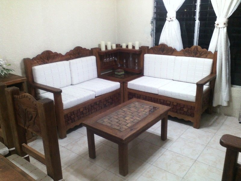 Muebles De Cedro Salas 20170829232409 Of Sala Estar En