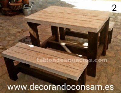 Muebles De Madera Reciclada A1group Co