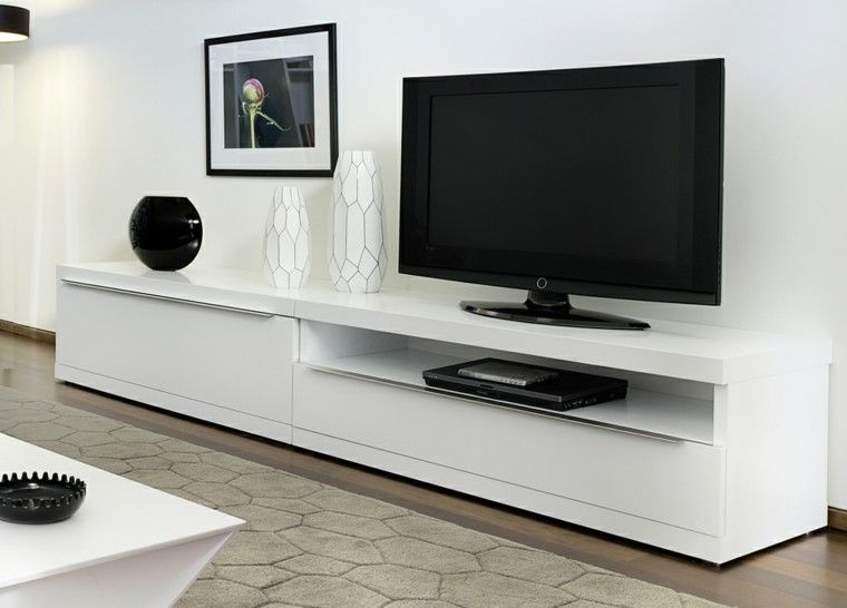 Muebles Para Tv 50 Propuestas Creativas Y Modernas Estanter A