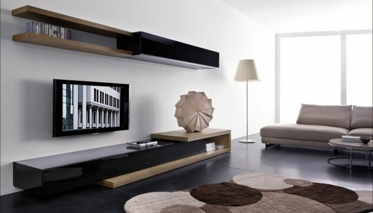Muebles Para Tv 50 Propuestas Creativas Y Modernas Nickmarsh Info