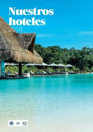 Nuestros Hoteles By H10 Hotels Issuu Bar En In Barra De El