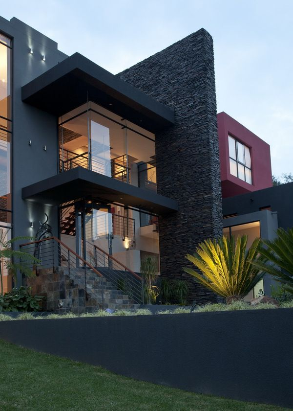 Open House With Amazing Wraparound Views In South Africa LUXURY