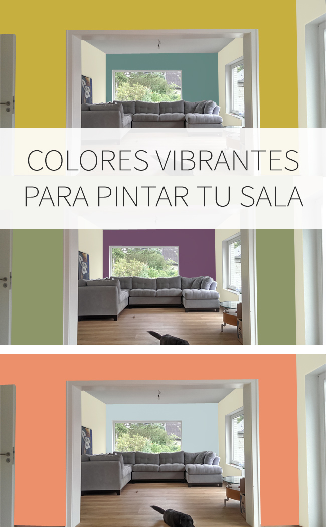 Paletas De Colores Para Tu Sala Estar Live Colorful