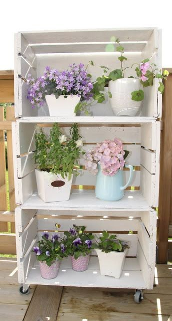 Palets N Plantas Para Decorar Ideas El Hogar Pinterest A1group