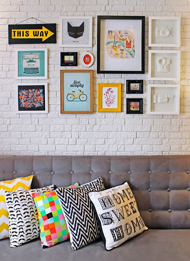 Paredes Decoradas 20 Best Images On Pinterest Wall Paintings