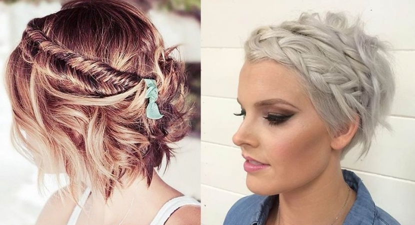 Peinados Con Trenzas 2018 FOTOS Ideas ORIGINALES