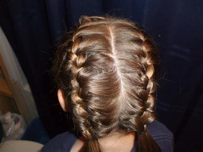 Peinados Con Trenzas Para Ni As 40 Ideas Y Fotos 2018