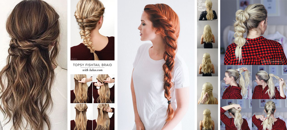 Peinados Originales Con Trenzas Affordable Para