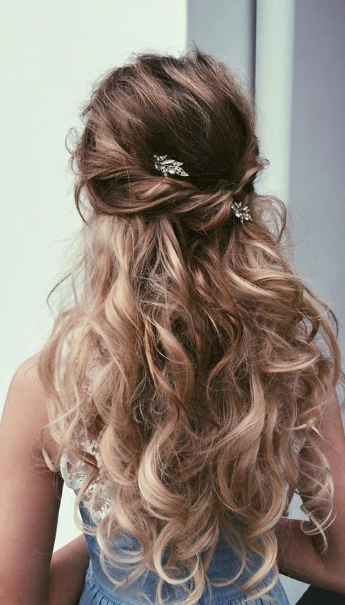 Peinados Semirecogidos 2017 Pinterest El Pelo A1group Co