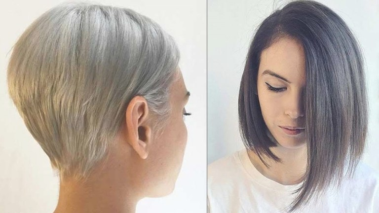 Pelo Corto Moderno Para Mujer Affordable With