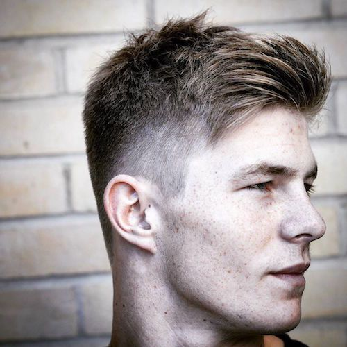 Pin De Sidra Luna En Men S Hair Pinterest Corte Hombre Y