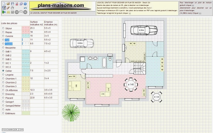 Plan Architecte En Ligne Laurent Falguiere