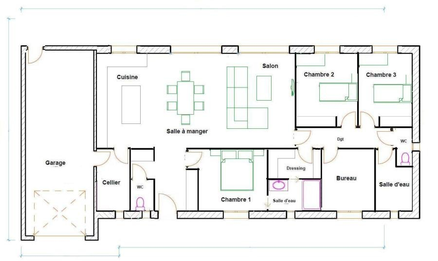 Plan D Architecte Maison En Bois Plans Maisons Ipsita Co