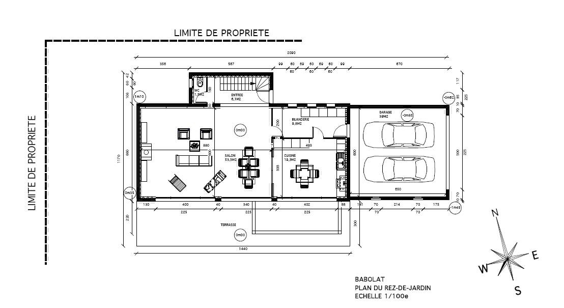 Plan De Construction Maison 11 CONSTRUCTION 86 FR Plans Maisons 5