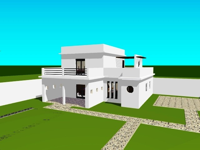 Plan De Construction Maison Au Senegal Modernes 1 Ipsita Co