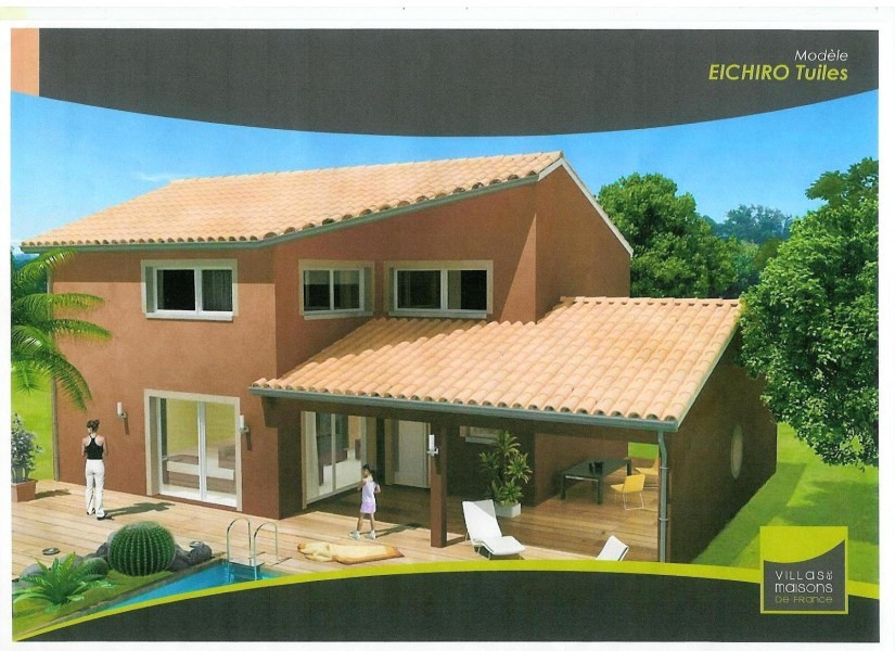 Plan De Maison 100m2 A Etage Homewreckr Co Mod Le Villa